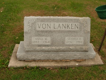 George and Anna VonLanken